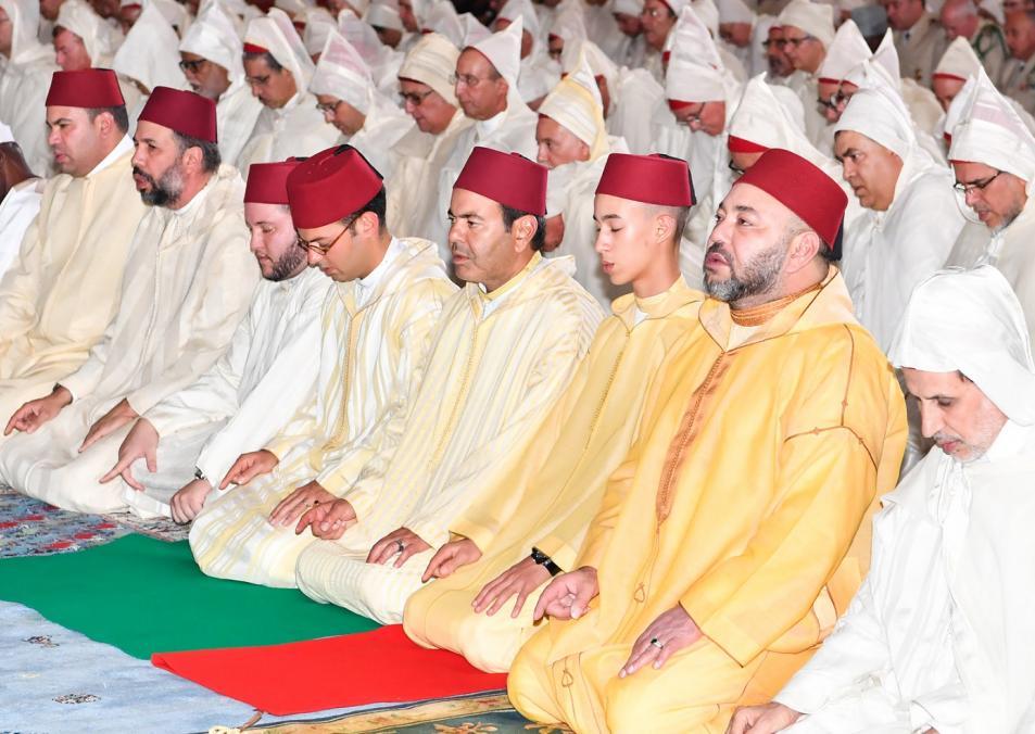 Veillée religieuse en commémoration de Laylat Al-Qadr